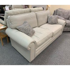 Clearance - Parker Knoll Amersham Large 2 Seater Sofa in Leather