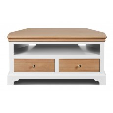 Hambledon Corner TV Unit with 2 Drawers