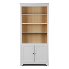 Hambledon Tall Bookcase with 2 Doors