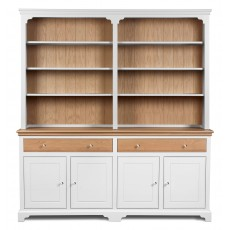 Hambledon Large Open Rack Full Dresser
