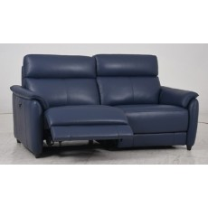 Living Homes Virginia Compact 2.5 Seater Sofa