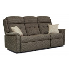 Sherborne Roma Small Fixed 3 Seater Sofa