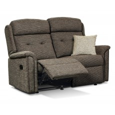 Sherborne Roma Small Reclining 2 Seater Sofa