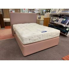 "Clearance - Hypnos Serenade Supreme 5'0"" (150cm) Kingsize Divan Set + Headboard"