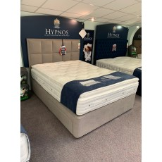 "Clearance - Hypnos Melody 5'0"" (150cm) Kingsize 2 Drawer Divan Set + Headboard"