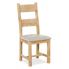 Fairford 2-Slat Ladderback Dining Chair (Each)
