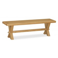 Fairford Bench (without cushion)