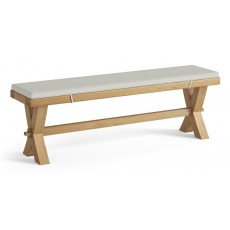 Fairford Bench (with cushion)
