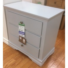 Clearance - Swansea 3 Drawer Chest