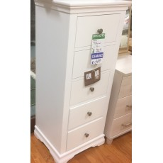 Clearance - Swansea 5 Drawer Wellington Chest