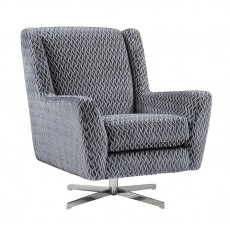 Ashwood Olsson Swivel Accent Chair