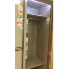 Clearance - Rauch Ravello 201x223cm Gliding Door Wardrobe inc. Assembly