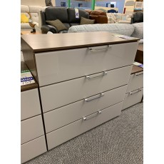 Clearance - Rauch Aldono Deluxe 4 Drawer Chest