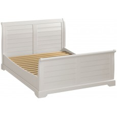 "Berrow 4'6"" (135cm) Double Sleigh Bed"