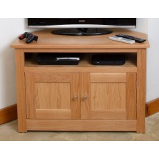 Andrena Elements Corner Entertainment Unit