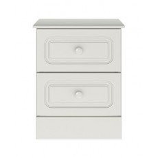 Kingstown Aylesbury 2 Drawer Bedside Chest