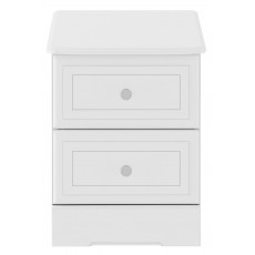 Kingstown Nicole 2 Drawer Bedside Chest
