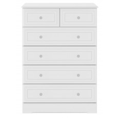 Kingstown Nicole 4 + 2 Drawer Chest