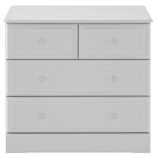 Kingstown Nicole 2 + 2 Drawer Chest