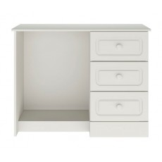 Kingstown Aylesbury Single Pedestal Dressing Table