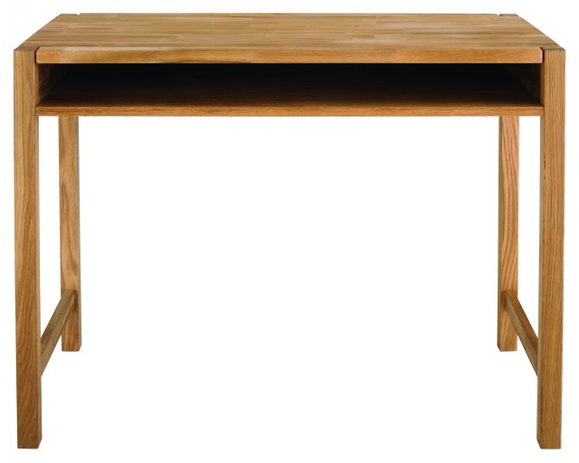 Living Homes Collection Regis Oak Writing Desk Desks Living Homes
