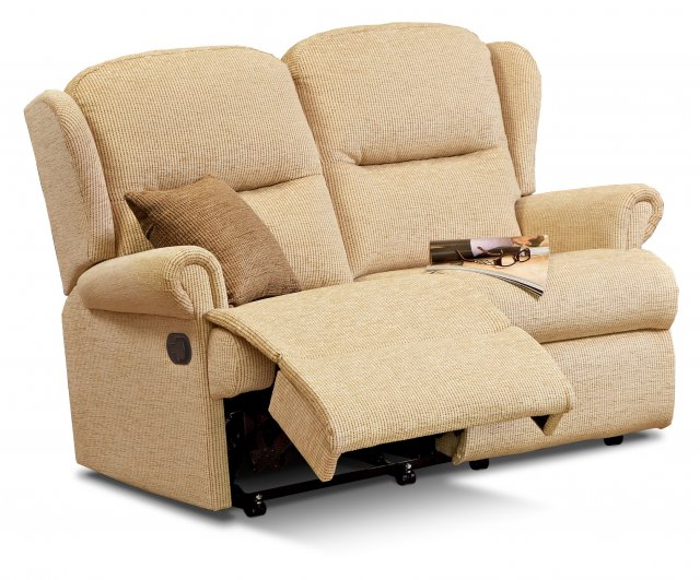Sherborne Malvern Small Reclining 2 Seater Sofa