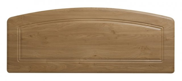 Stuart Jones Belmont Oak Headboard