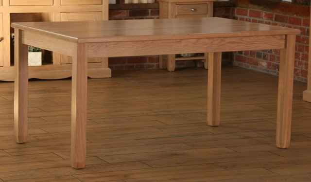 Andrena Pelham Large Fixed Top Table
