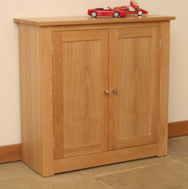 Andrena Elements Medium 2 Door Hall Cupboard