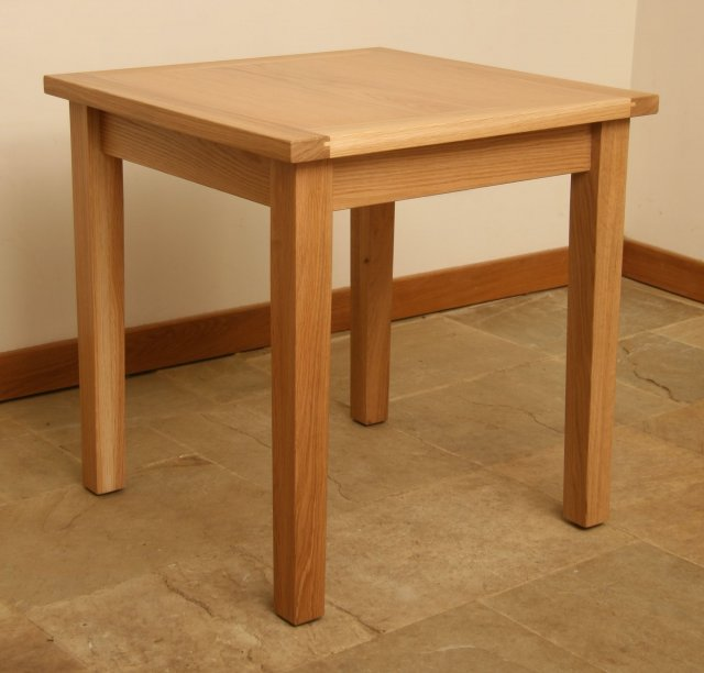 Andrena Elements Large Rectangular Fixed Top Table
