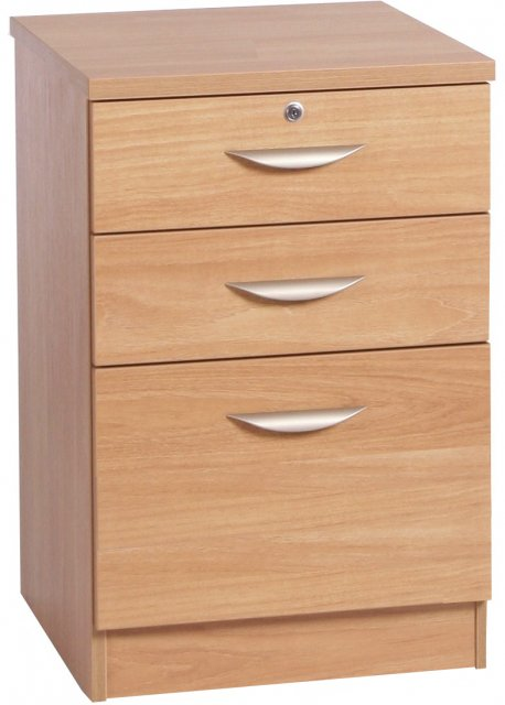 Three Drawer Unit/ Filing Cabinet