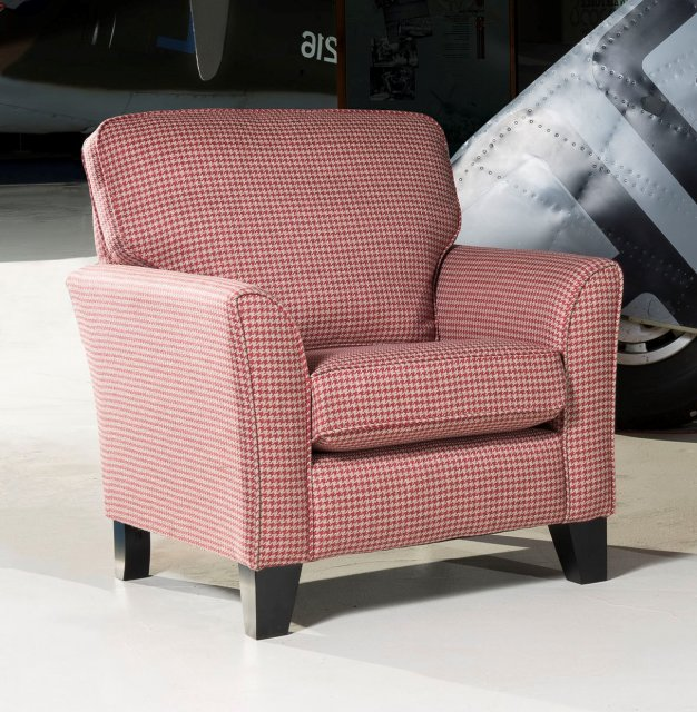 Alstons Tempest Gallery Accent Chair - Armchairs - Living Homes
