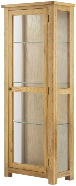 Portbury Glazed Display Cabinet