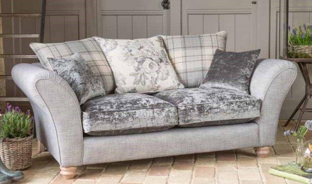 Phenomenal Alstons Aspen 2 Seater Sofa Pillow Back Short Links Chair Design For Home Short Linksinfo