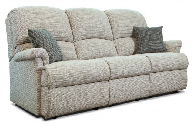 Sherborne Nevada Standard Fixed 3 Seater Sofa