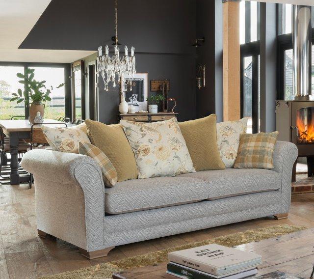 Alstons Franklin Grand Sofa