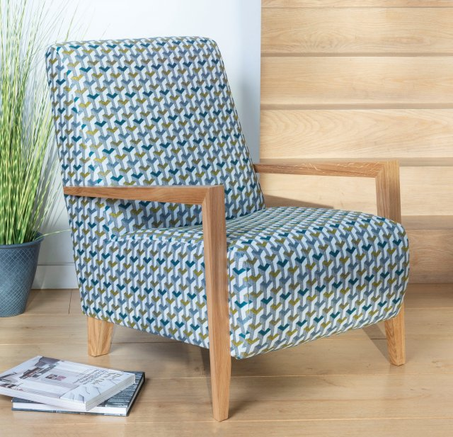 Alstons Savannah Accent Chair Armchairs Living Homes