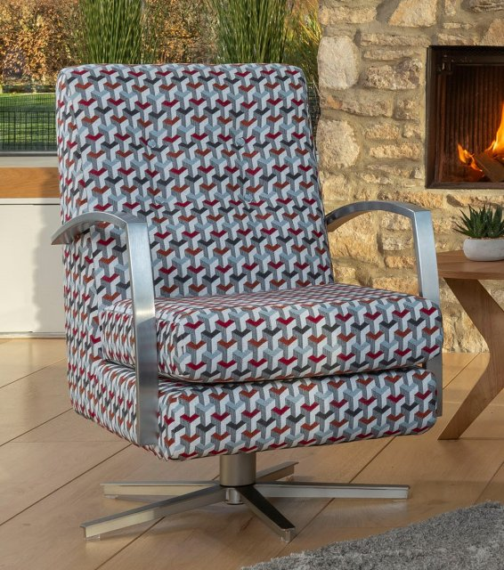 Alstons Savannah Swivel Chair