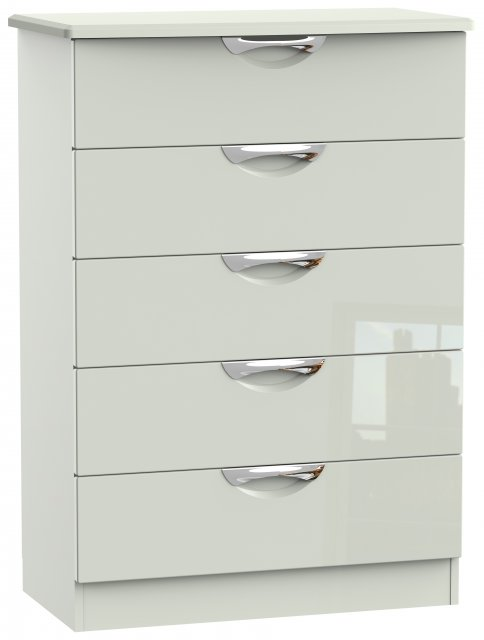 Welcome Cambridge 5 Drawer Chest