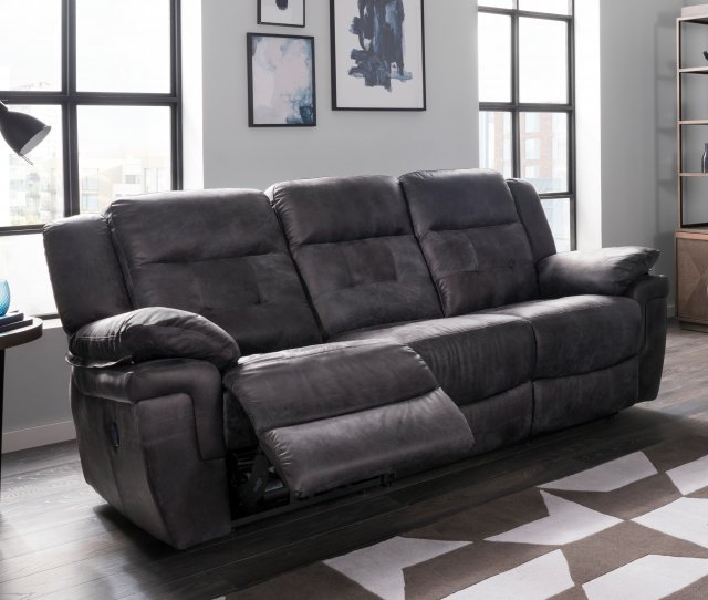 La-Z-Boy Augustine 3 Seater Reclining Sofa