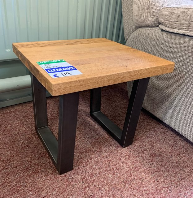 Clearance - Forest Lamp Table