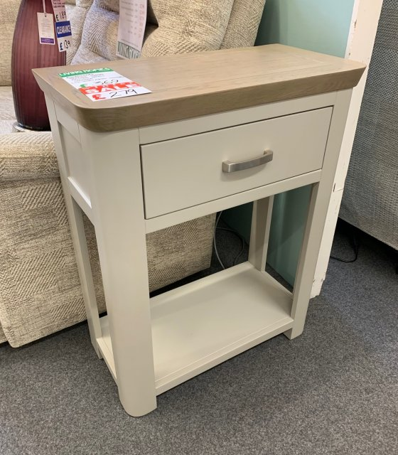 Clearance - Annaghmore Treviso Painted Console Table