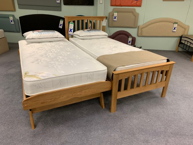 "Clearance - Serene 3'0"" Windsor Guest Bed"