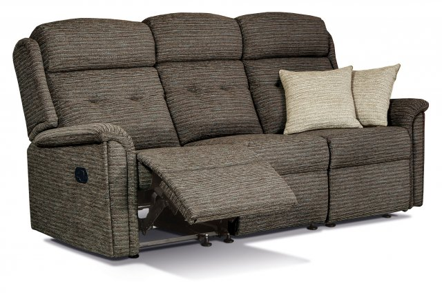 Sherborne Roma Small Reclining 3 Seater Sofa