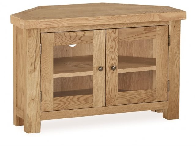 Fairford Corner TV Unit